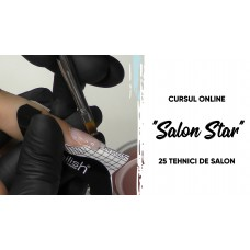 "CURS ONLINE ""SALON STAR"""