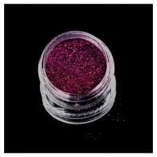 Glitter Plum Rose